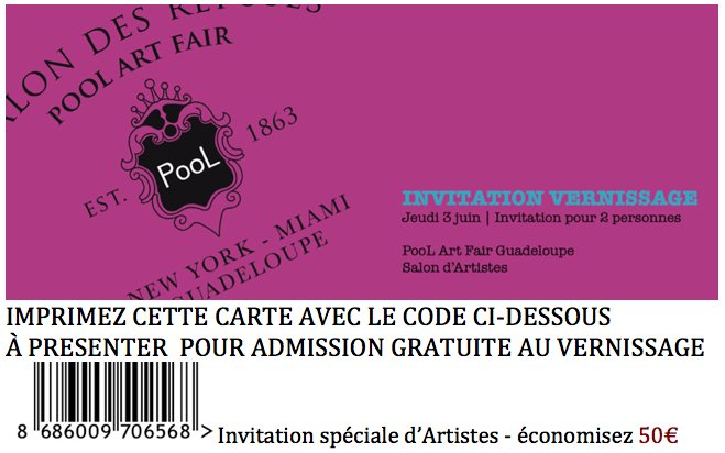 Piaf au Pool Art Fair
