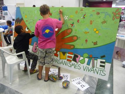 Piaf pour la biodiversité